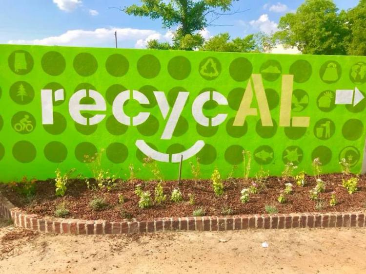 Alabama Environmental Council's Birmingham recycling center to close soon