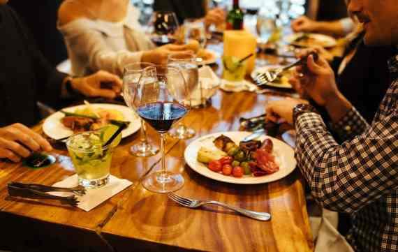 Birmingham, Texas de Brazil, Thanksgiving, Thanksgiving dinner