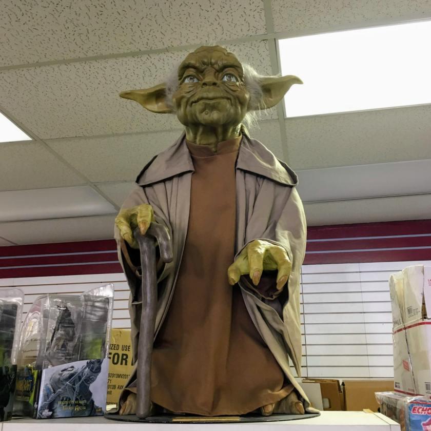 "US Senator Doug Jones called Giles ""the Yoda of the campaign"""