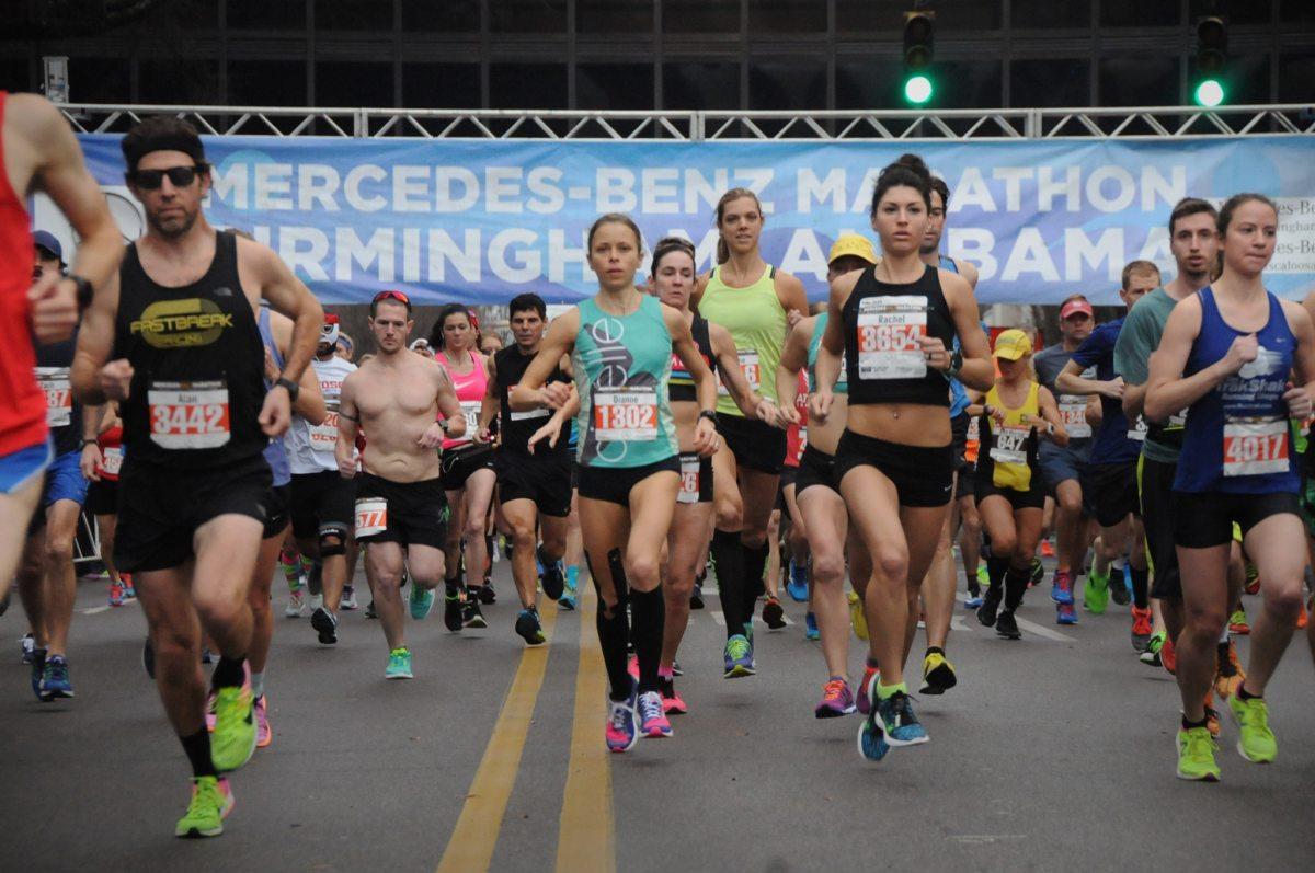 Birmingham, Mercedes-Benz Marathon
