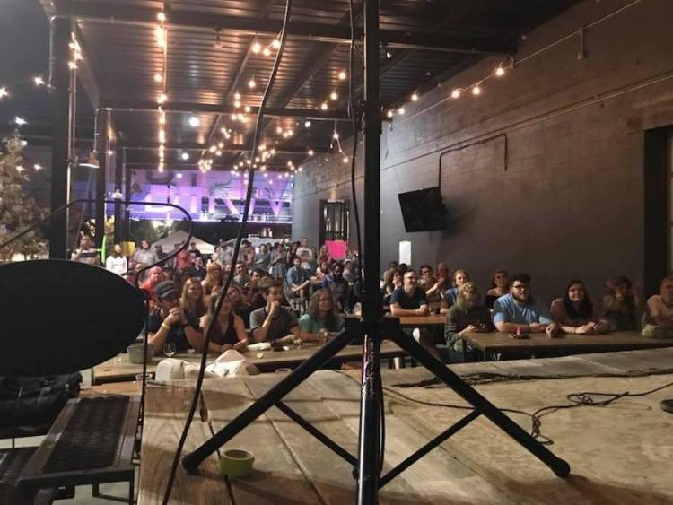Birmingham, Good People Brewing Co., Free Funny Fridays, comedy