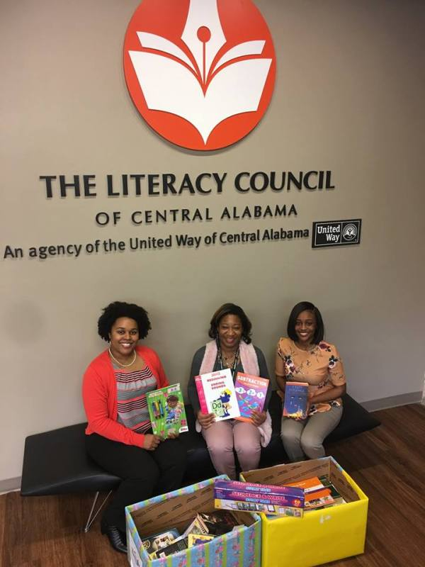 Birmingham, The Literacy Council, Laughs for Literacy