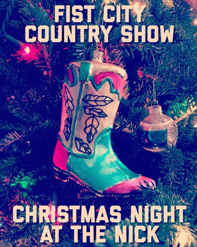 What's open on Christmas Day in Birmingham? The Nick Rocks, with its Fist City Country Show