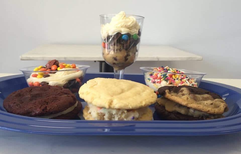 Birmingham, Alabama, edible cookie dough