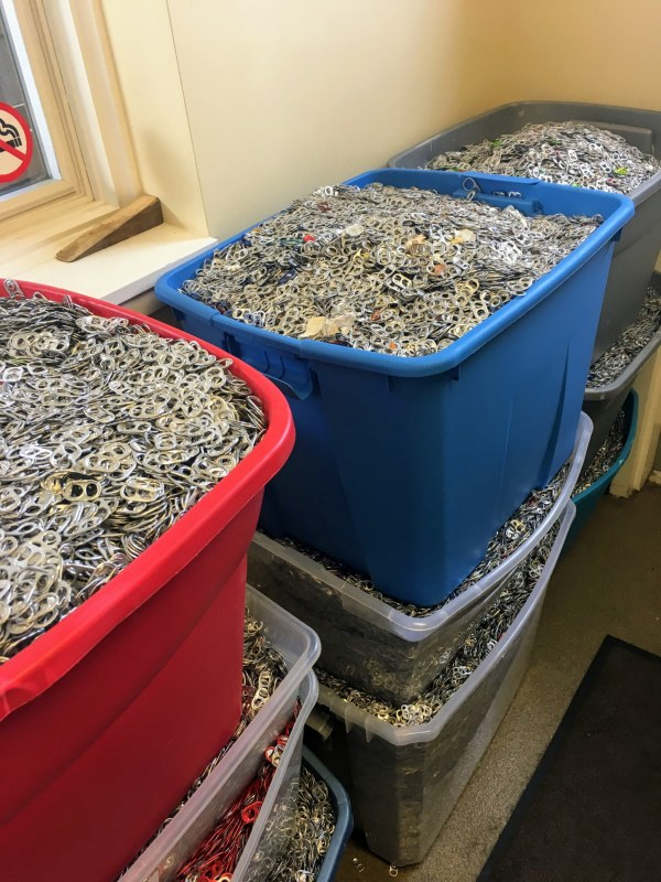 Pop tabs turn into dollars for Ronald McDonald House in Birmngham