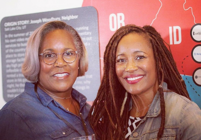 Birmingham, Kerry Schraer and Ashlee Ammons, founders of Mixtroz. Photo via Mixtroz