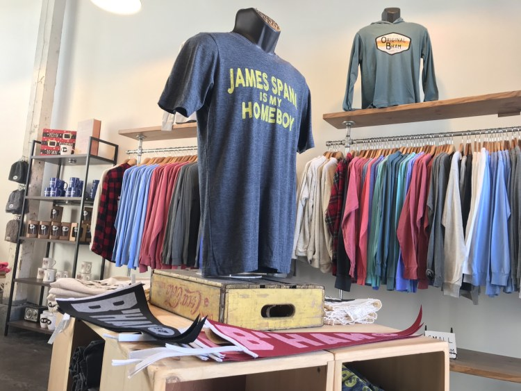 Birmingham, Alabama, Original B'ham Apparel Co, The Battery, t-shirts, tees, James Spann