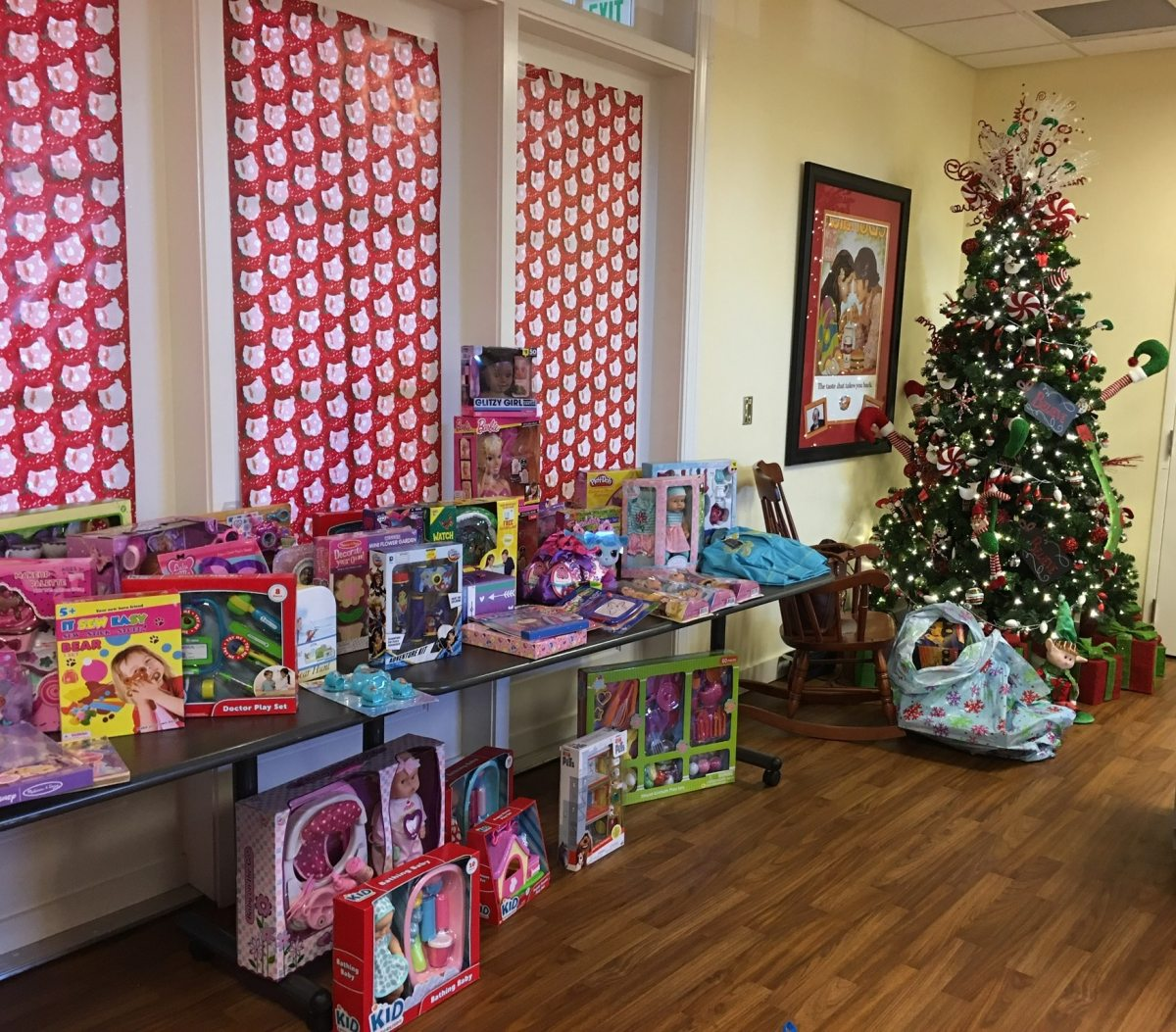 Donate to Ronald McDonald House and the Ronald Workshop this Christmason behalf of Riverchase Galleria shooting victim Molly Davis