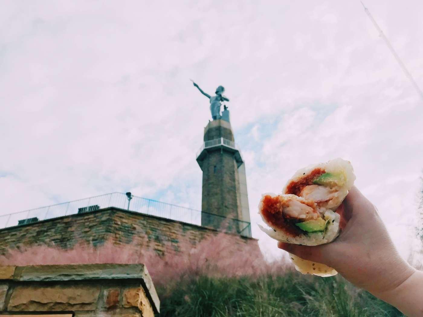 Birmingham, Wasabi Juan's, sushi, food, holiday entertaining