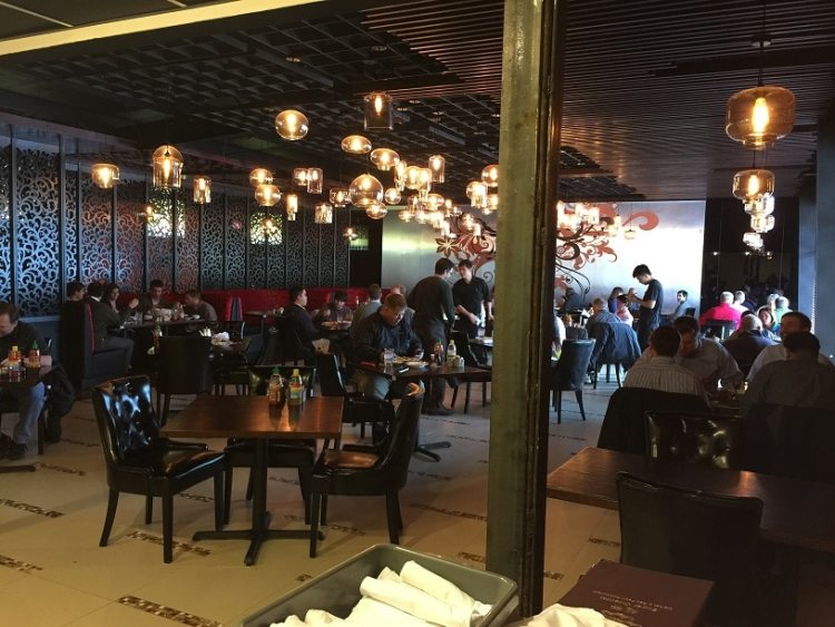 What's open on Christmas Day in Birmingham? Chinese at The Red Pearl