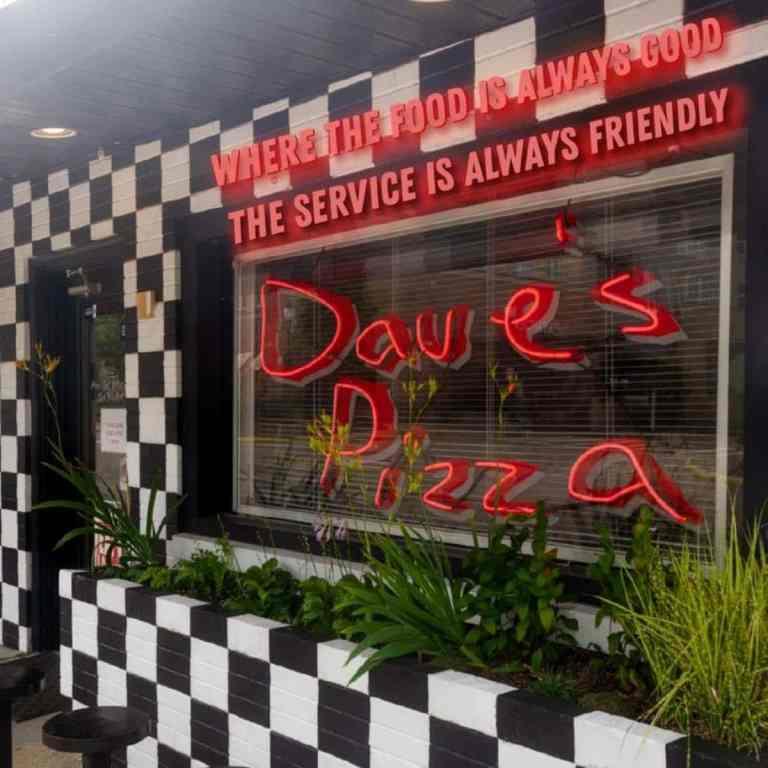Birmingham, Homewood, Dave's Pizza, restaurants, Sundays