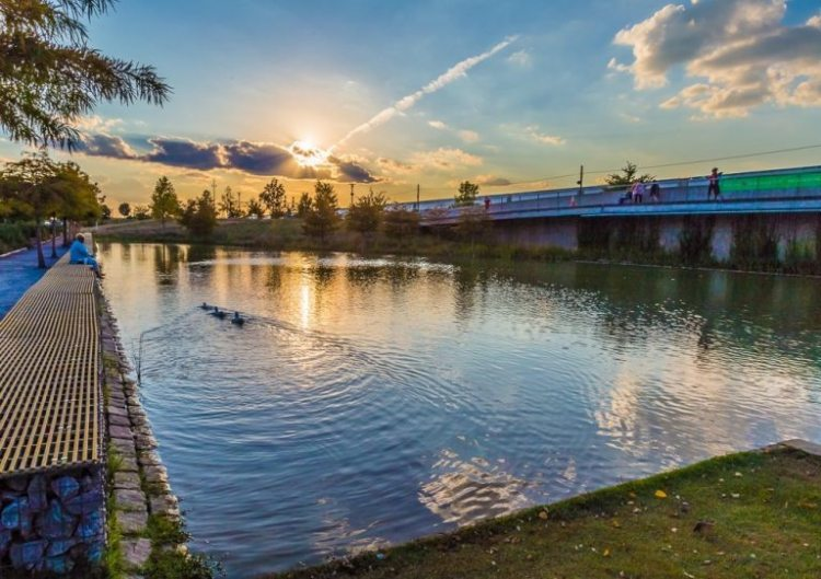 Railroad Park is one of Urban Land Institute of Alabama's favorite projects.