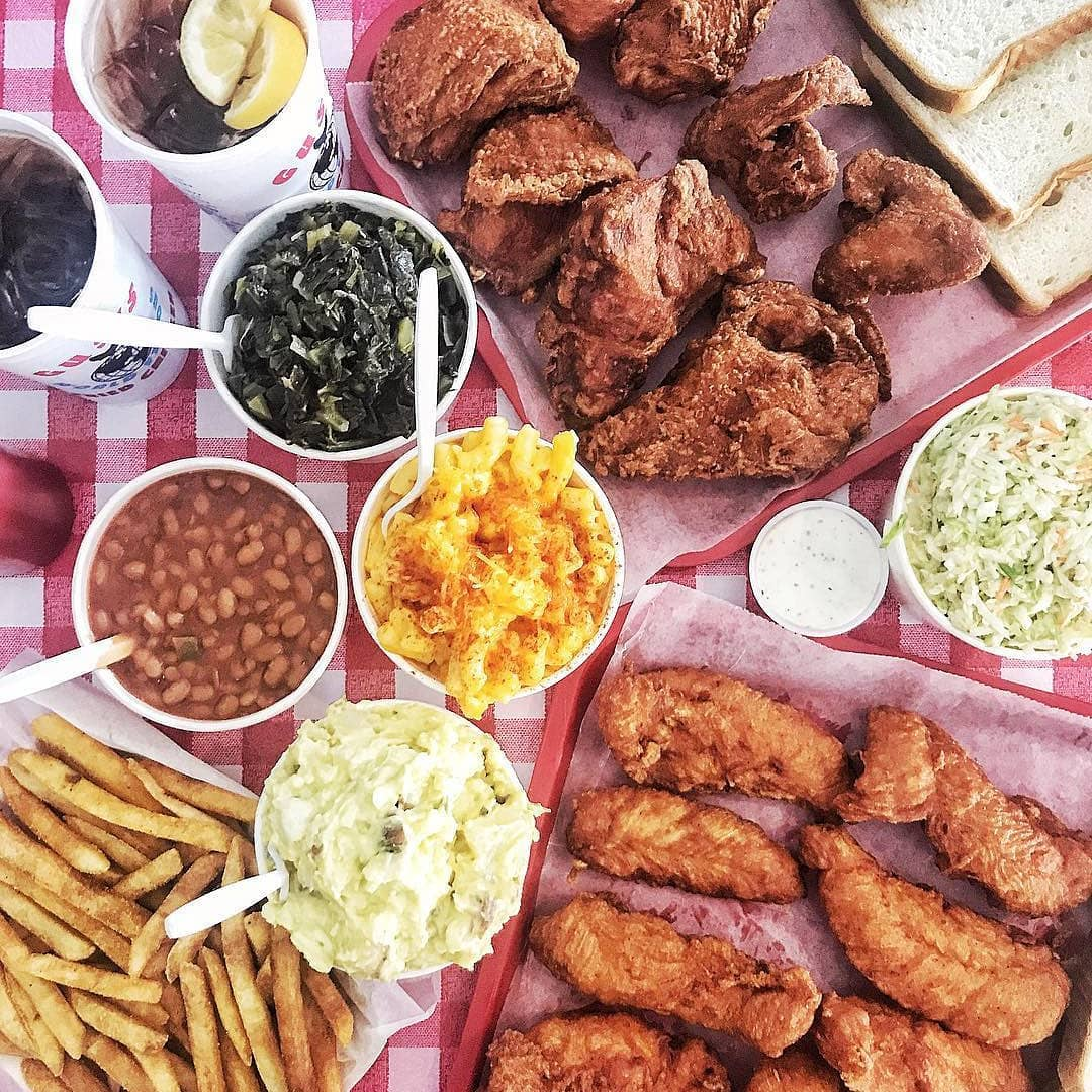 Birmingham, Alabama, Gus's World Famous Fried Chicken, The Battery