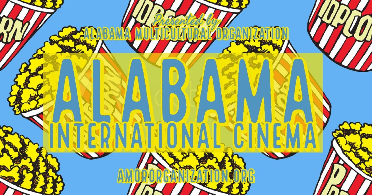 Year-long international film festival opening at Rojo January 29th.  It's free!