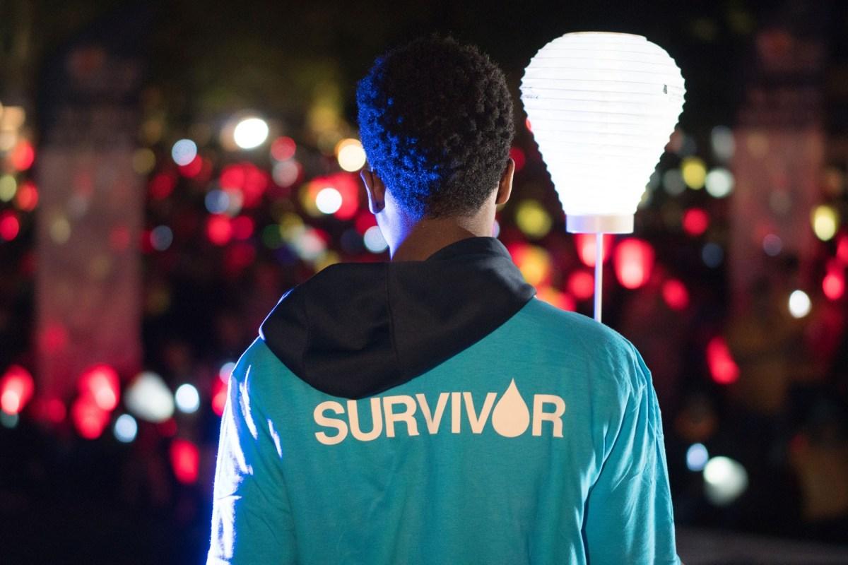 Birmingham, Alabama, Leukemia and Lymphoma Society, Light the Night Walk, charity
