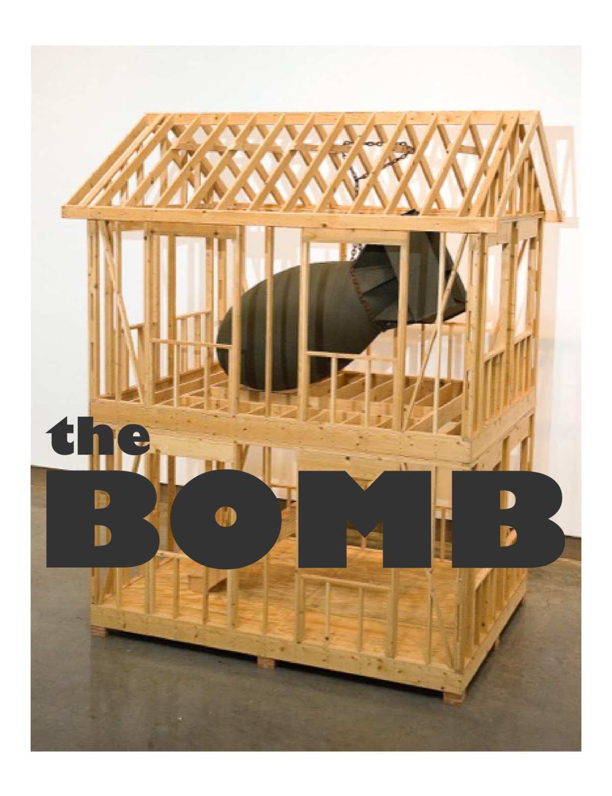 the BOMB: Exhibition Opening Reception
