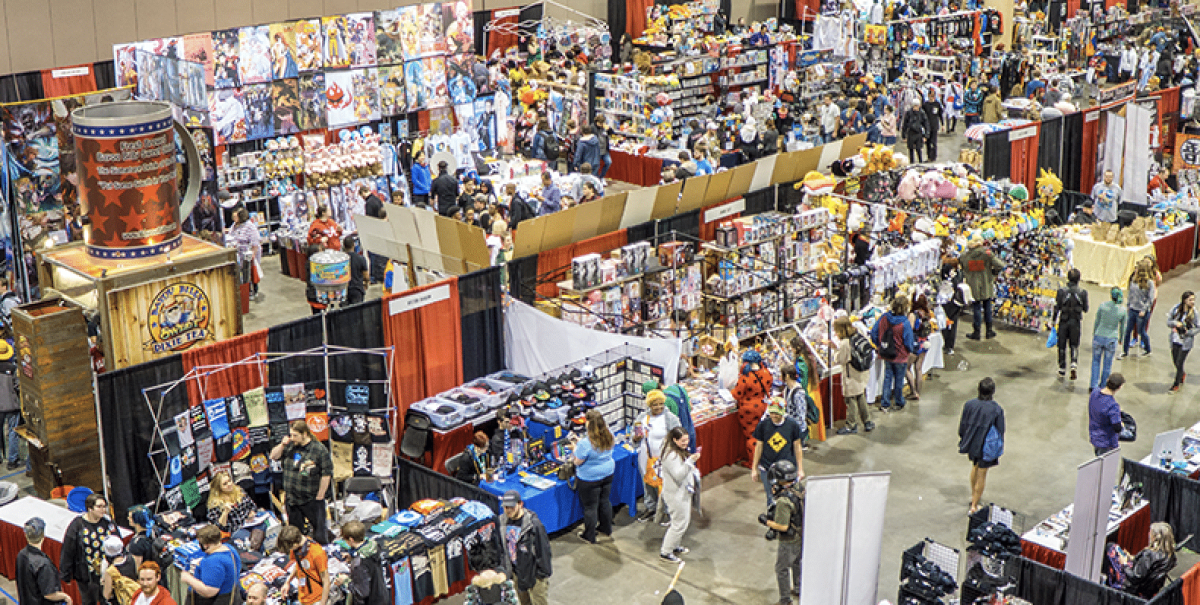 A guide to Kami-Con: Q&A with convention founder, Raymond Lenzner