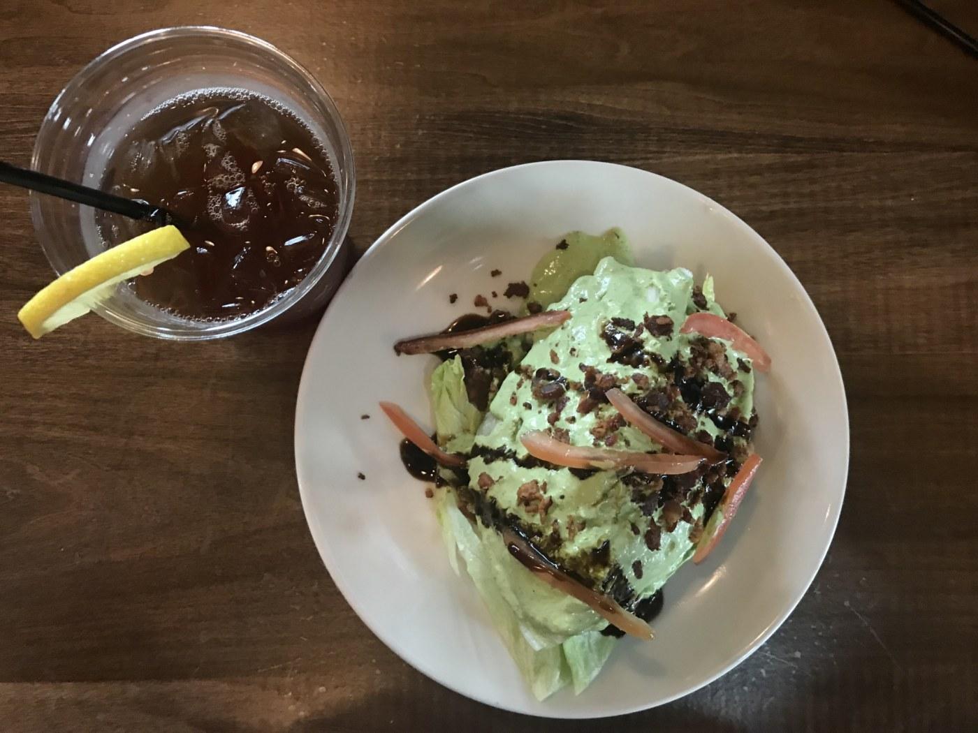 Birmingham, Vestavia, Slice Pizza, Wedge Salad, Birmingham Eats