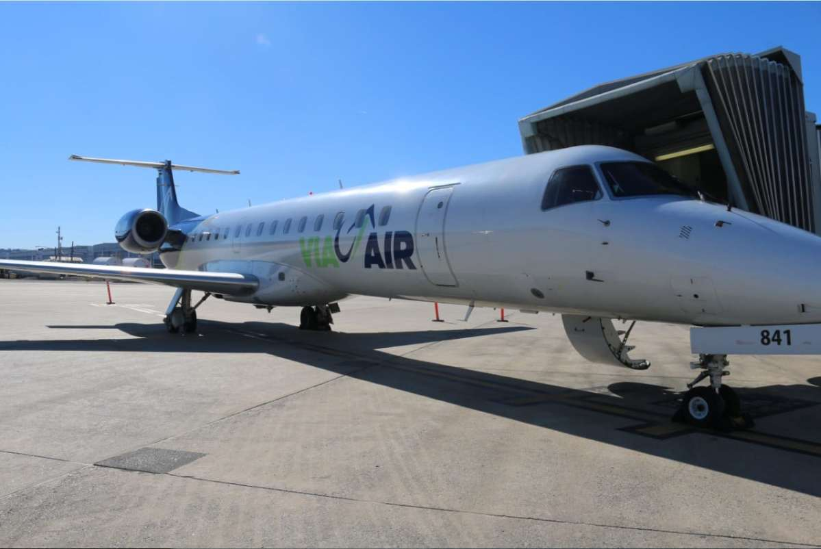 Via Airlines adds non-stop flights at Birmingham-Shuttlesworth Airport, including Mobile & Austin