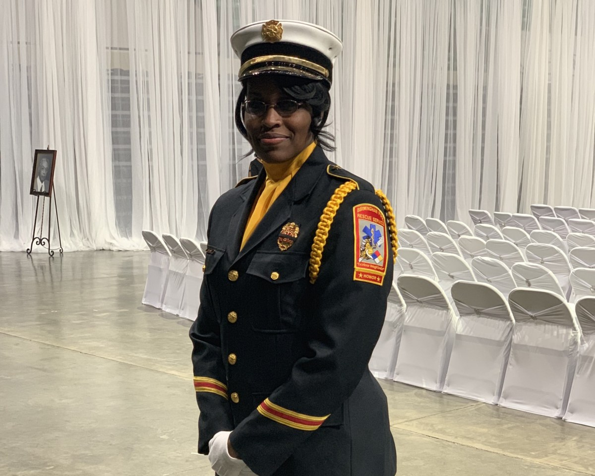 Are you right for civil service? Latoria Jones, mother of 4 and Birmingham Fire Lieutenant, shares what it's really like