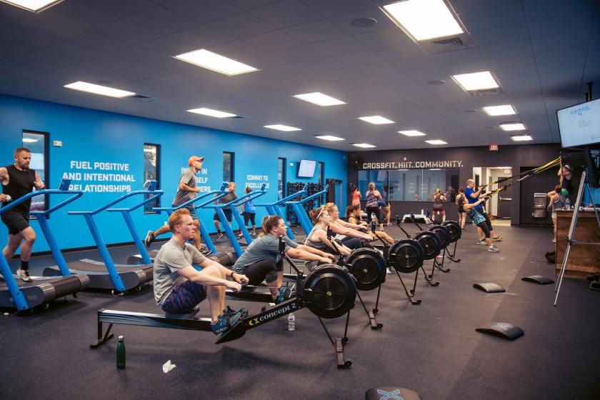 Birmingham, Nexus Fitness