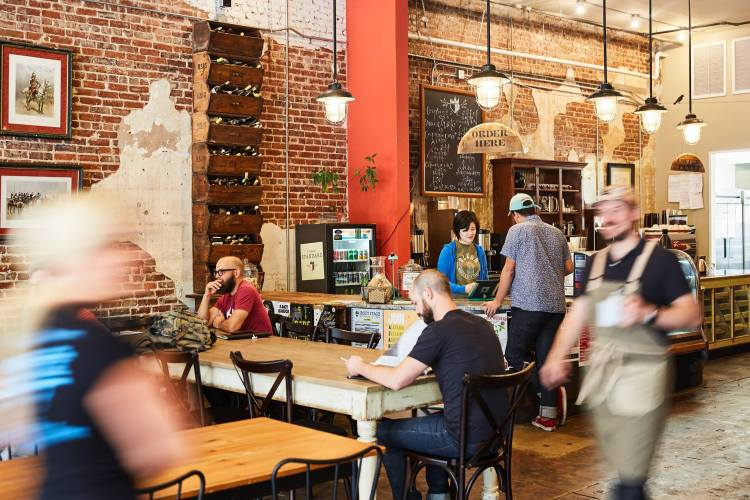 Urban Standard was one of the local spots that closed in 2020