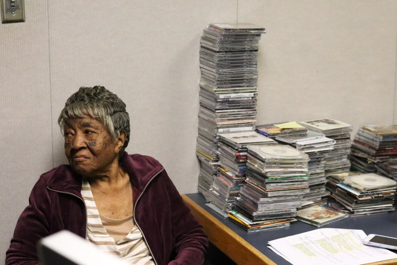 Willie Mae Buford was one of Birmingham's first StoryCorps participants.