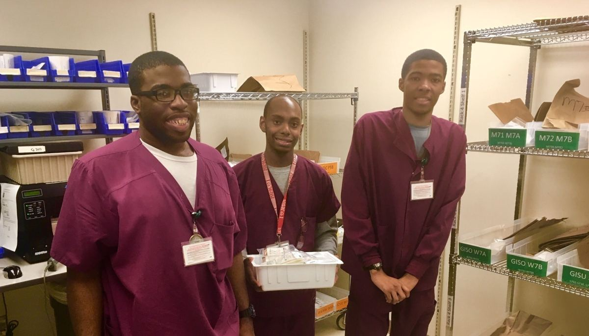 United Ability interns find success in jobs and life through Project SEARCH.  Find out how.
