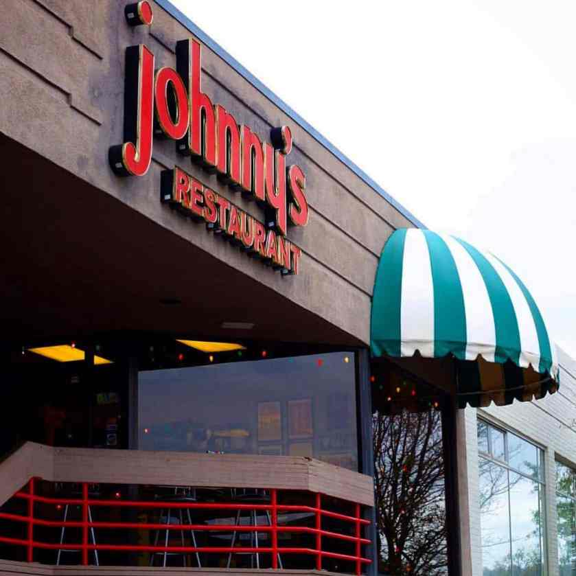 Birmingham, Alabama, Homewood, Johnny's Restaurant