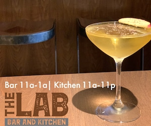 Lab Bar and Kitchen Cocktail