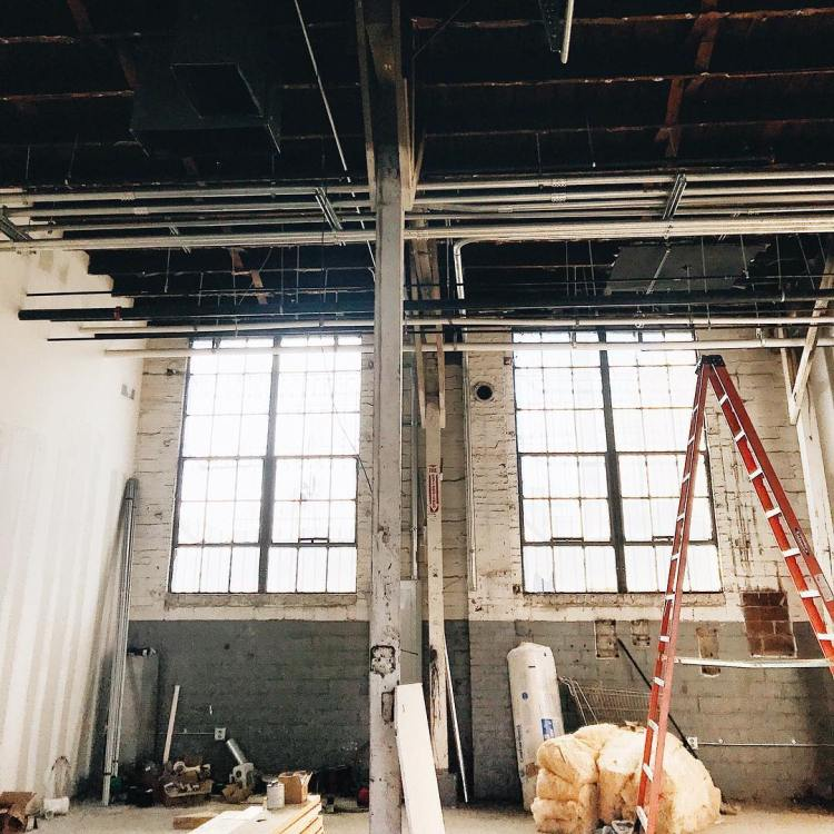 Birmingham, Alabama, The Battery, Magic City Nutrition, build out, under construction
