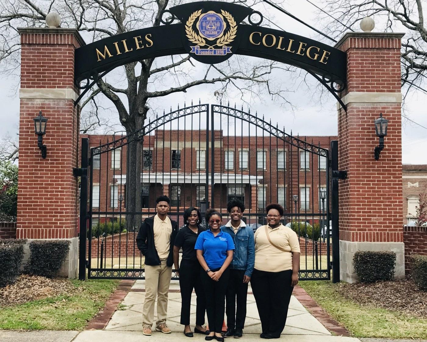 Birmingham, Alabama, HBCU, Miles College, Carver High Schools