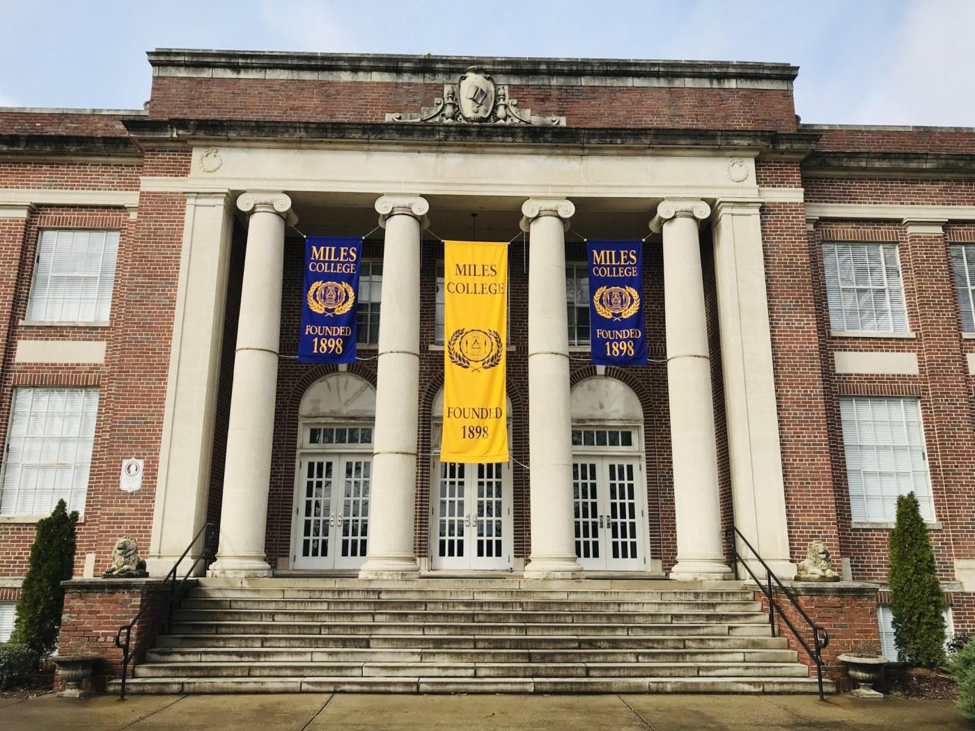 Birmingham, Alabama, HBCU, Miles College