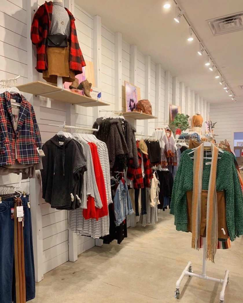 Birmingham, Molly Green, shopping, The Summit