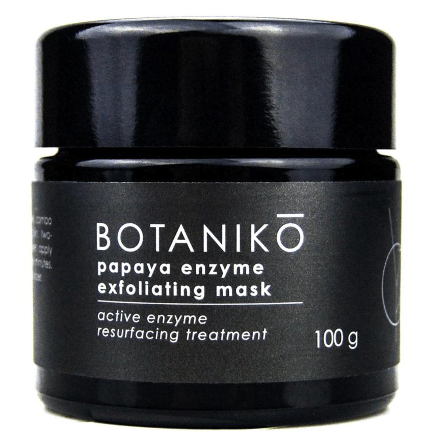 Botaniko Skin exfoliating mask