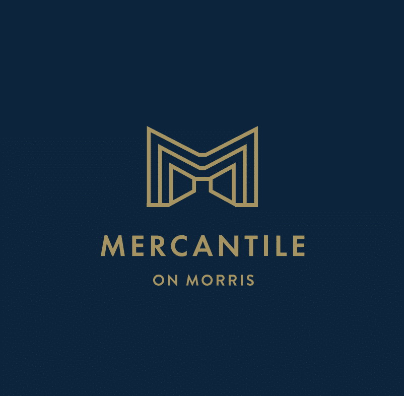 Mercantile on Morris logo.