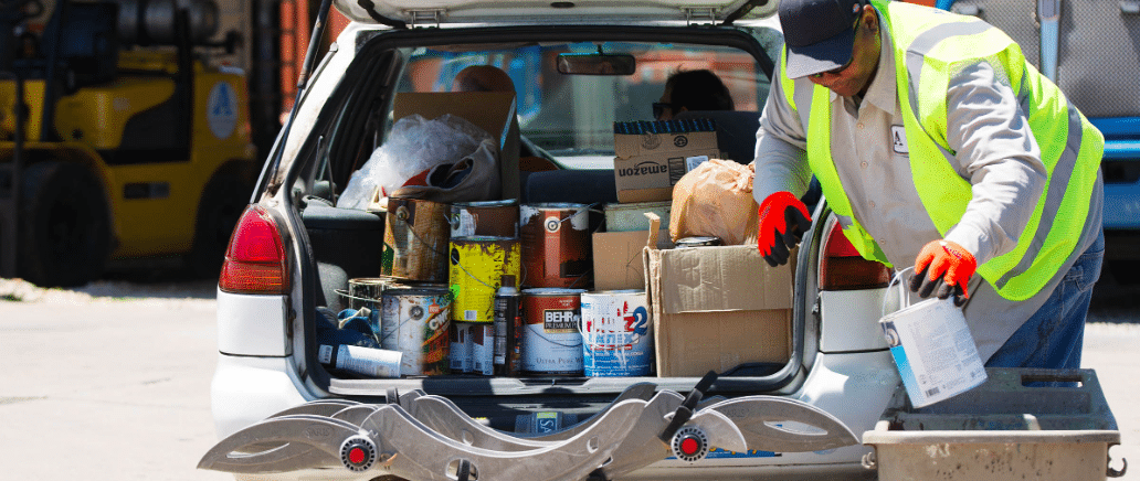 Where can you recycle household hazardous wastes? Alabama Environmental Council has the answers