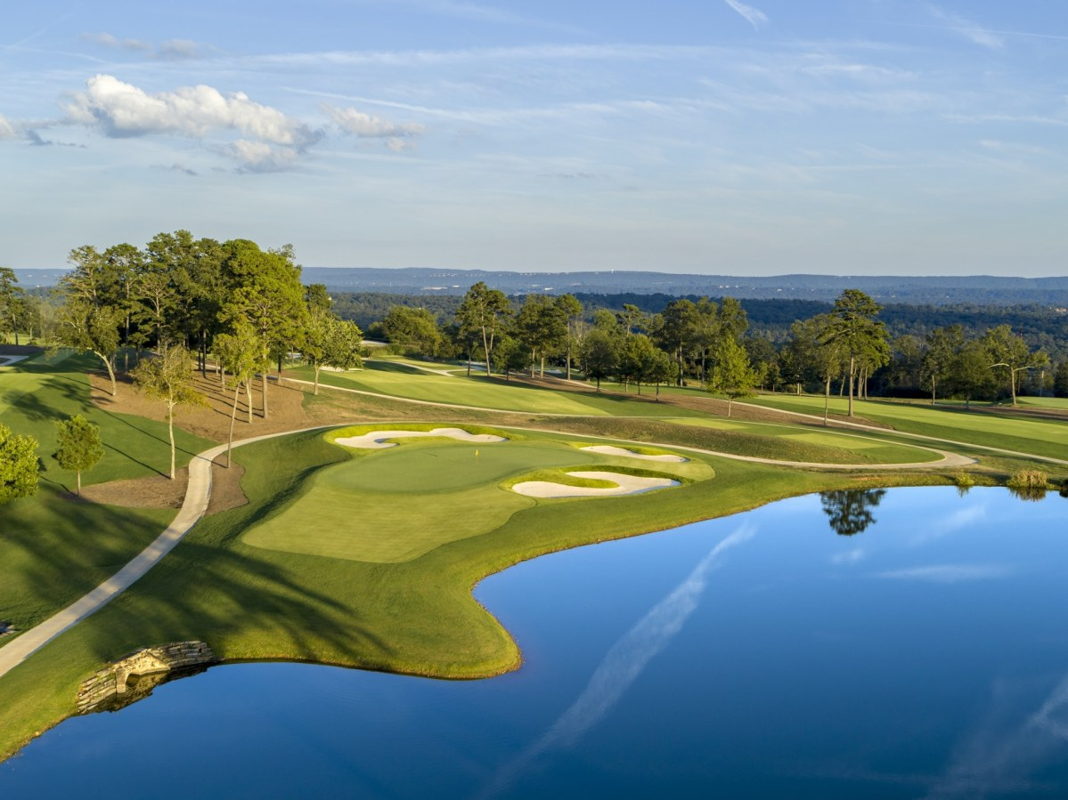 Golf Digest names Birmingham golf course 4th best in nation