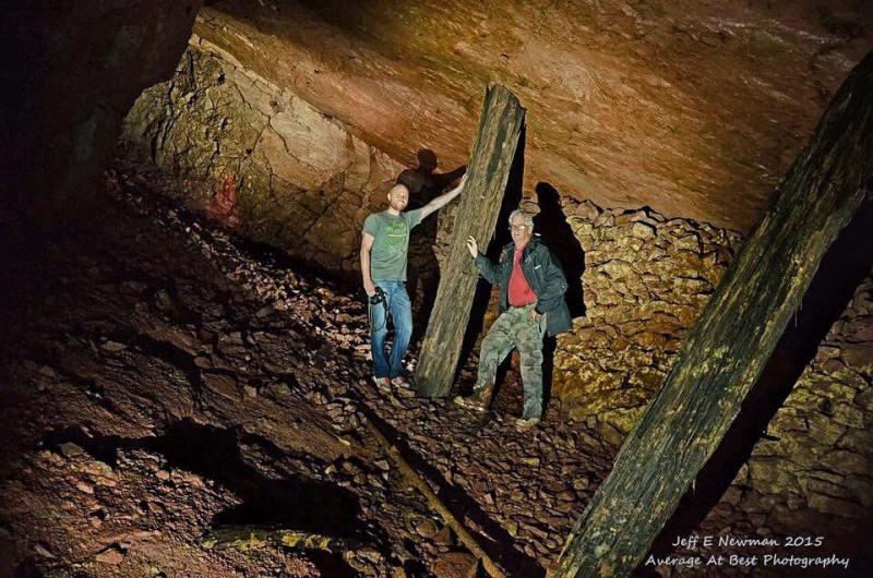 Guys from Underground Birmingham in their favorite place - underground.