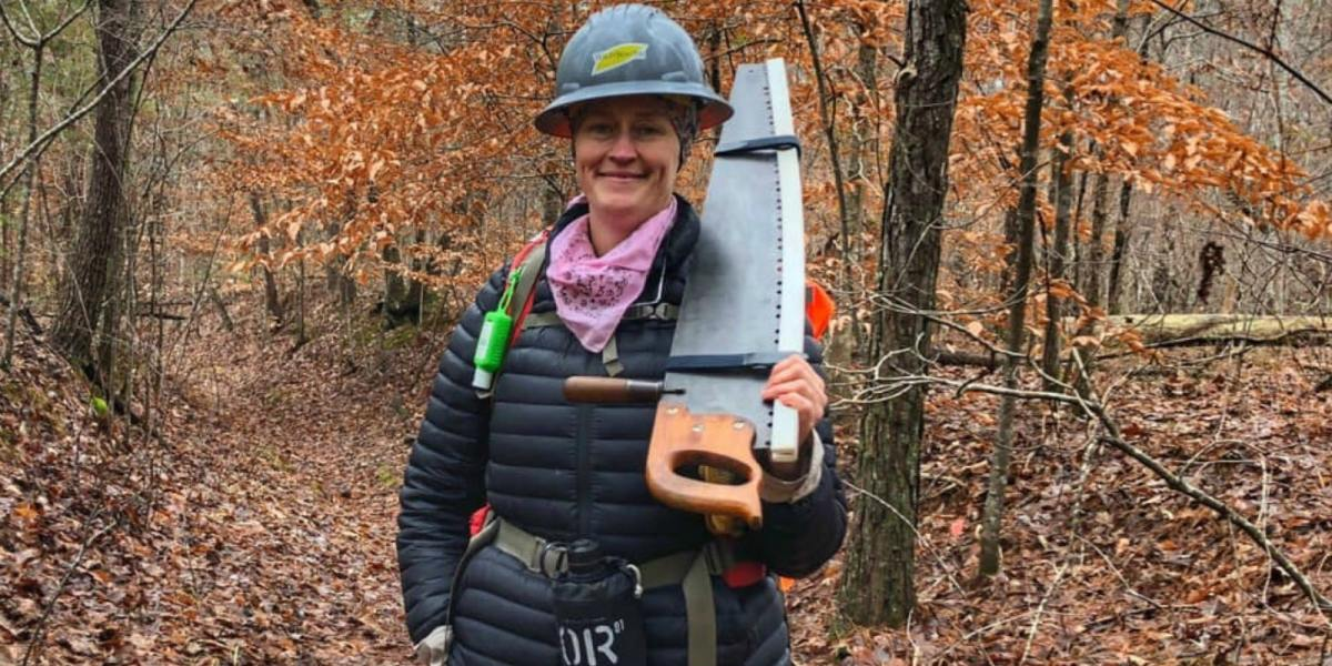 5 outdoor survival tips with Birmingham's Kim Waites