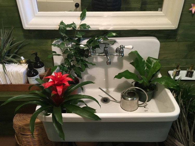 Birmingham's best bathrooms include Shoppe in Forest Park