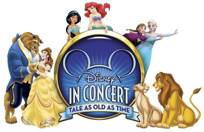 Birmingham, Alabama, ASO, Alabama Symphony Orchestra SuperPOPS, Disney in Concert, Tale as Old as Time
