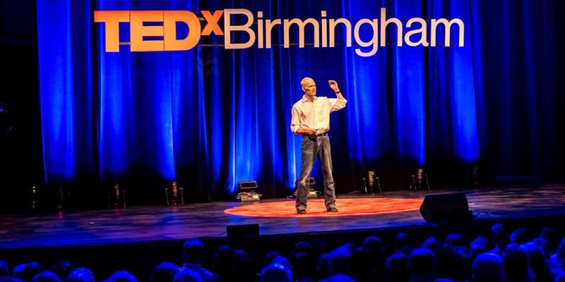 TEDxBirmingham speaker