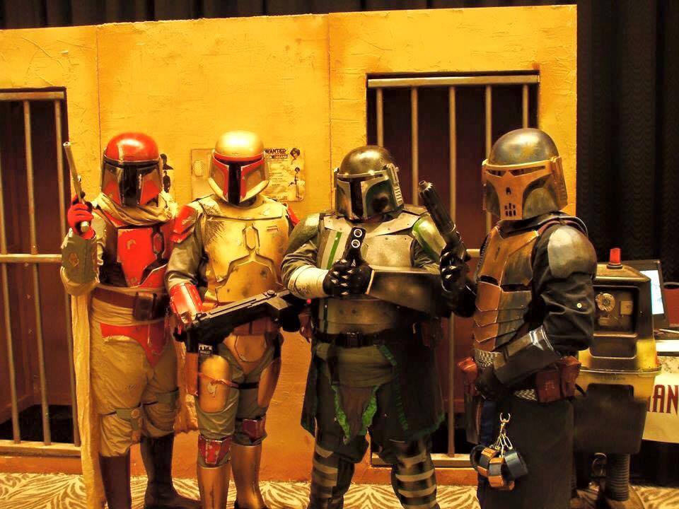 Magic City Con is a fun costume event in Hoover each June.