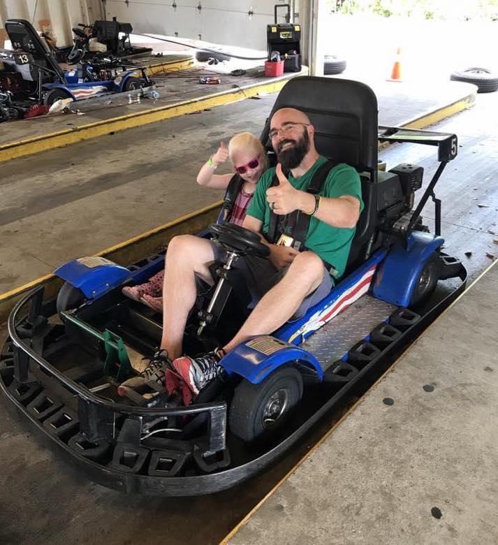 Birmingham, TreeTop Family Adventure, spring break, family fun, kids, go kart