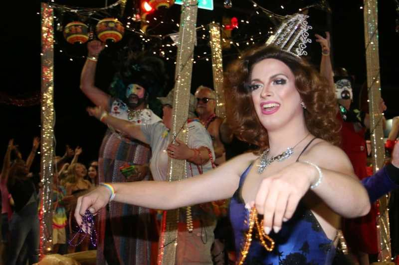 Pride Week is a fun costume event in Birmingham where LGBTQ folks and allies can dress up.