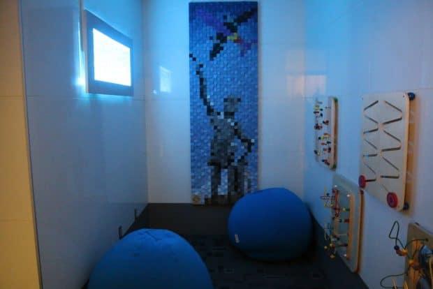 Alabama, Birmingham-Shuttlesworth International Airport, sensory inclusive room