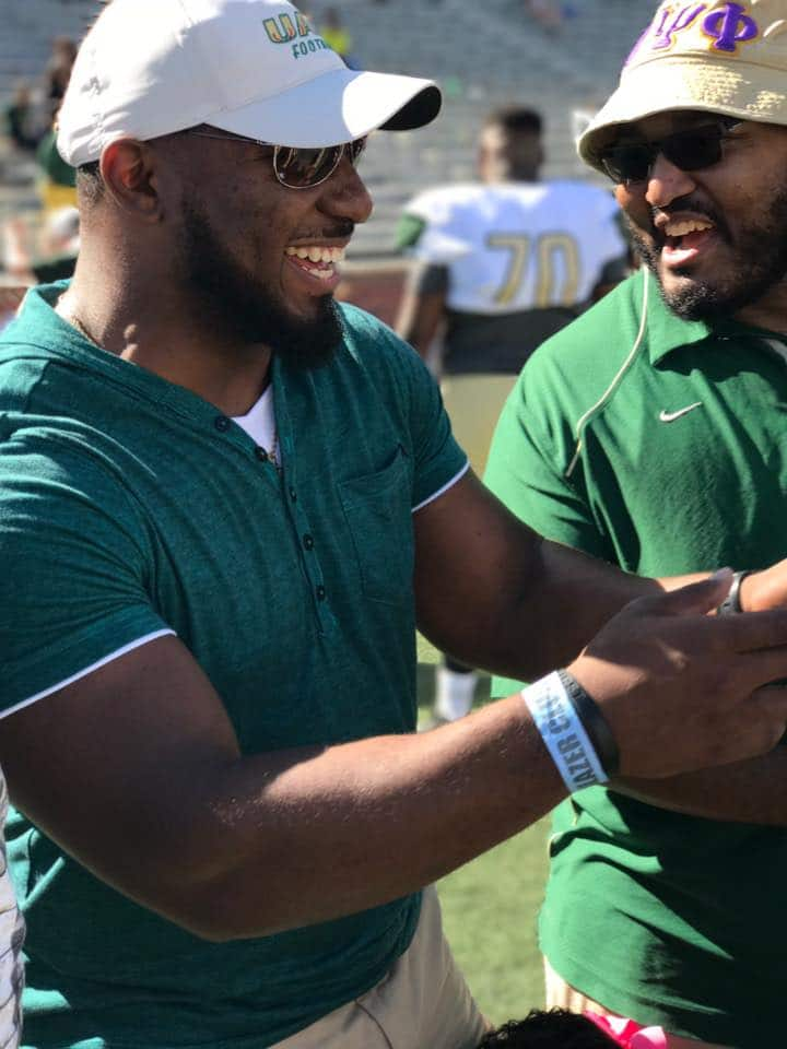 Bryant Turner Jr. was also an Omega Psi Phi, Kappa Delta Chapter at UAB. (Photo submitted)