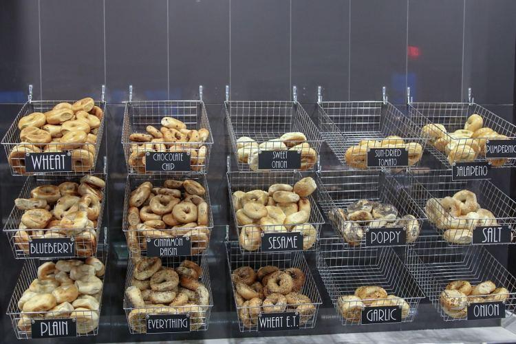 Birmingham, Crestline Bagel, Innovation Depot, bagels, food, restaurants