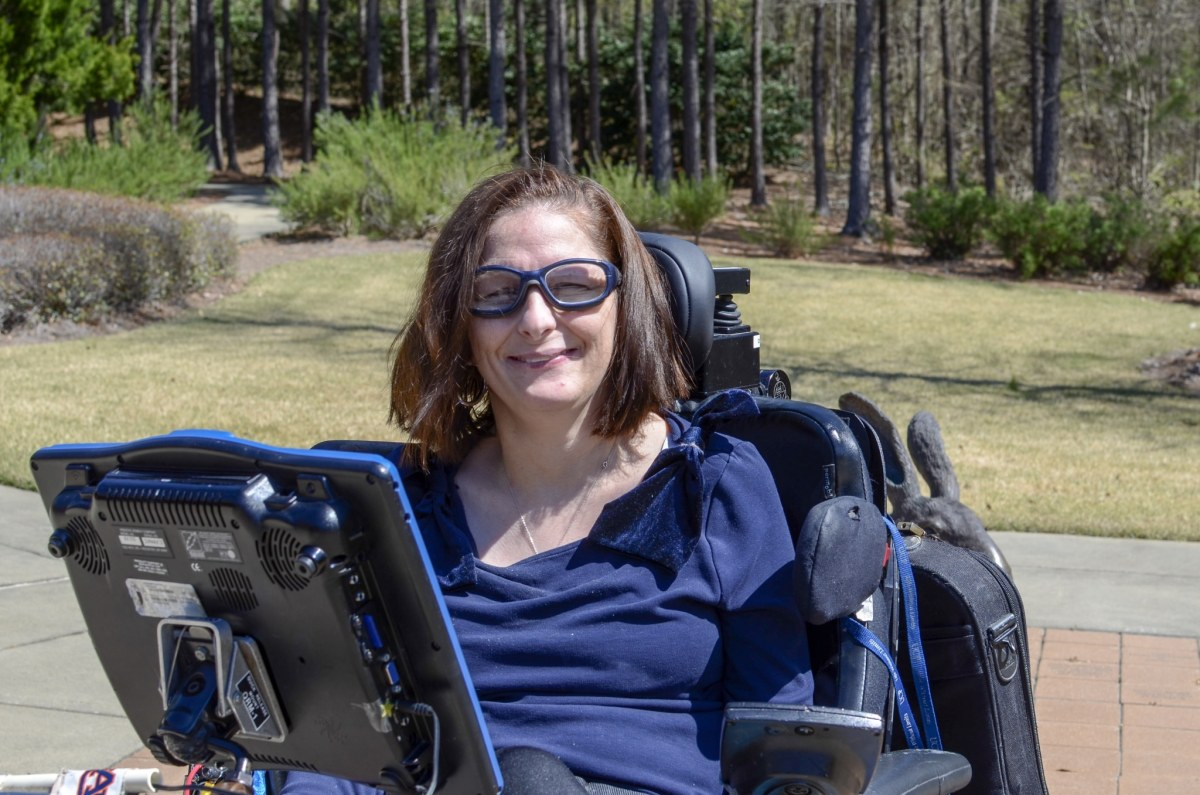 United Ability's Belinda Dorough on the love of her life and being an advocate for people with disabilities